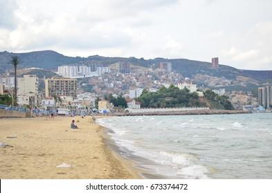 Annaba Algeria Sea