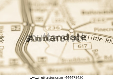Annandale Virginia Usa Stock Photo Edit Now 444475420 Shutterstock