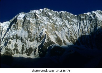 Annapurna, South Face, Annapurna Himal, Nepal