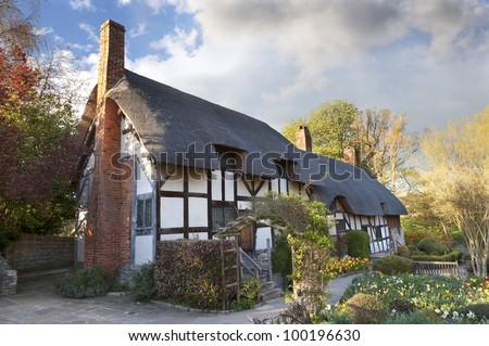 Anne Hathaways Cottage