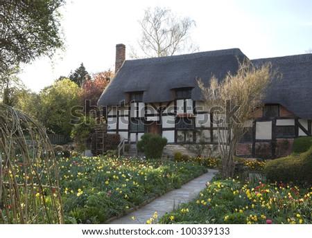 Anne Hathaways Cottage Stratford
