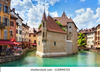 Annecy, France-June 21, 2018: 