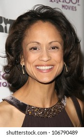 Anne-Marie Johnson  at the 12th Annual Hollywood Film Festival's Hollywood Awards Gala. Beverly Hilton Hotel, Beverly Hills, CA. 10-28-08