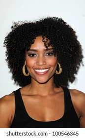 Annie Ilonzeh at the Launch Party for Q by Jodi Lyn O'Keefe, Dari Boutique, Studio City, CA 01-23-12