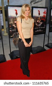 """Annie Wood at the Los Angeles Premiere of """"The Myth"""". Arclight Theatres, Hollywood, CA. 06-26-07"""