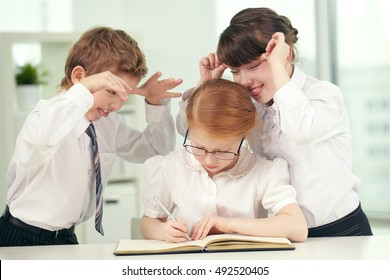 Annoying classmates