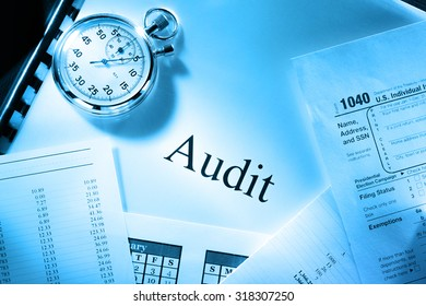 Annual budget, calendar, stopwatch and audit