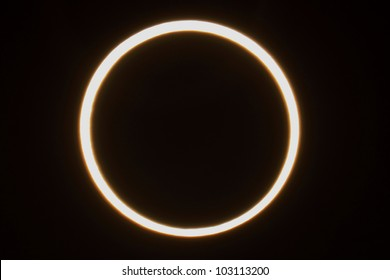 Annular Eclipse of May 20 2012, captured at Journal Pavilion in Albuquerque, NM