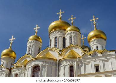 Annunciation Cathedral chapels in Moscow