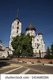 Annunciation Cathedral in Voronezh. Russia