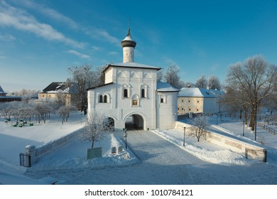 Annunciation Gate church of the monastery of Saint Euthymius