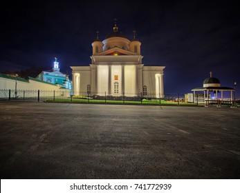annunciation monastery in nizhny novgorod