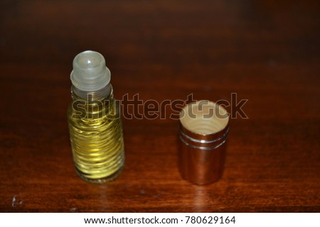 Anointing Oil On Table Stock Photo (Edit Now) 780629164 - Shutterstock