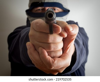 anonymous armed robbery