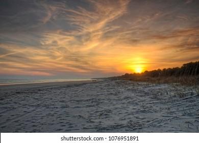 Another beautiful Hilton Head Island sunset.