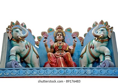 Another Hindu Temple Figure