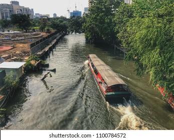 Another transportation in Bangkok