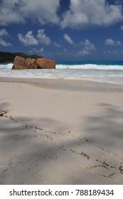 Anse Lazio, Seychelles, Praslin island