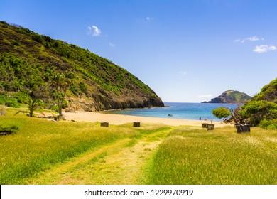 Anse Rodrigues, Terre-de-Haut, Les Saintes islands, Guadeloupe