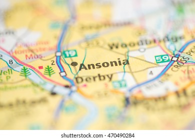 Ansonia. Connecticut. USA