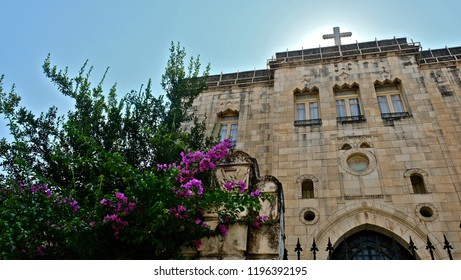 Antakya Hatay. old church renovated