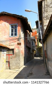 ANTAKYA, TURKEY - 20 July 2018. A view from the old streets of Antakya.
