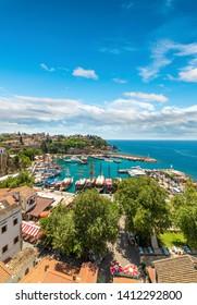 Antalya Province, Turkey - Middle East, Anatolia, Antalya Harbor, Asia, Old Town
