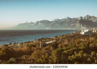 Antalya views, Turkey
