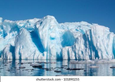 Antarctic Berg