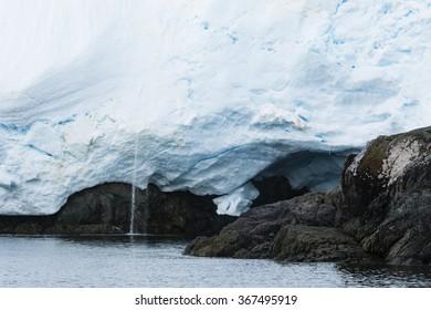 Antarctic Ice and Snow