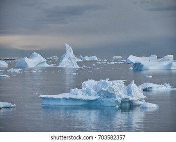 Antarctic Peninsula Antarctica Icebergs