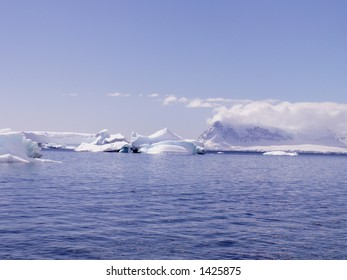 Antarctic sea