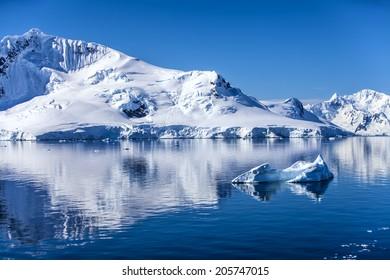 Antarctica Outstanding Natural Beauty