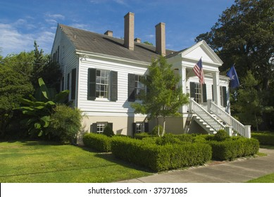 antebellum home in Natchez Mississippi