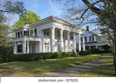 Antebellum Mansion Southern Architecture