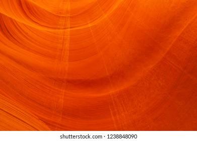 Antelope slot canyon on Navajo land east of Page, Arizona