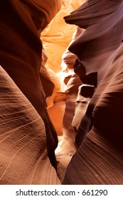 Antelope Slot Canyon, Page, Arizona, USA
