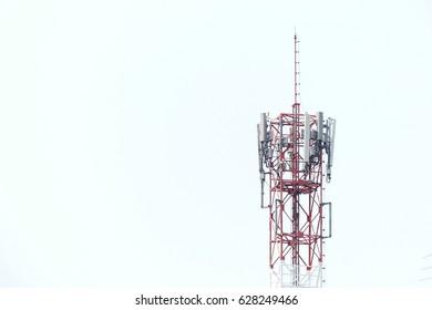 Antenna Transmission Tower