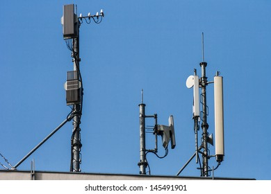 Antennas of cellular and communication systems