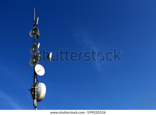 Antennas for telecommunications