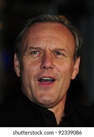 """Anthony Head arriving for the premiere of """"The Iron Lady"""" at the BFI, South Bank, London. 04/01/12  Picture by: Simon Burchell / Featureflash"""