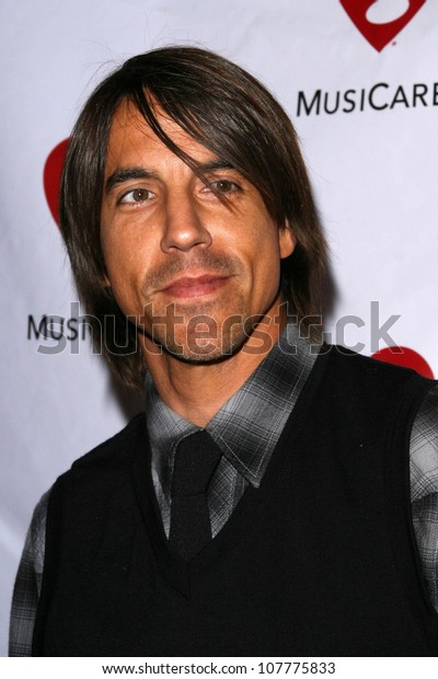 Anthony Kiedis  at the 4th Annual MusiCares MAP Fund Benefit Concert. The Music Box, Hollywood, CA. 05-09-08