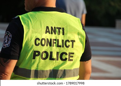 Anti Conflict Police - Police in Bulgaria have spoken out against conflicts