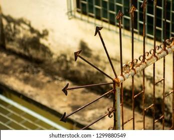 Anti-climb Images, Stock Photos & Vectors   Shutterstock