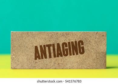 Antiaging, Health Concept