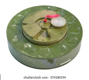 Antiaircraft mine - designed to engage helicopters and other low-flying targets