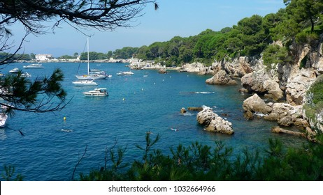 Antibe's cape - French riviera - France