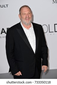 ANTIBES, FR - May 25, 2017: Harvey Weinstein at the 24th amfAR Gala Cannes at the Hotel du Cap-Eden-Roc, Antibes