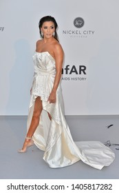 ANTIBES, FRANCE. May 23, 2019: Eva Longoria at amfAR's Gala Cannes event at the Hotel du Cap d'Antibes.Picture: Paul Smith / Featureflash