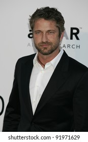 ANTIBES - MAY 20: Gerard Butler at the AMFAR Cinema Against Aids Gala at the Hotel Du Cap on  May 20, 2010 in Antibes, France